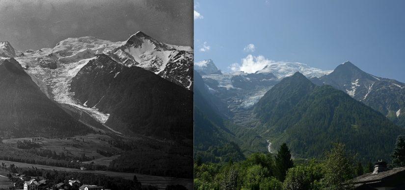 Quel futur se dessine pour le Massif du Mont Blanc 🏔️ ? [UsbekEtRica]